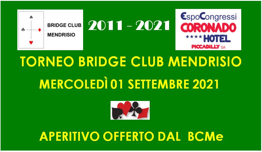 TORNEO 10 ANNI BCMe-HOTEL CORONADO